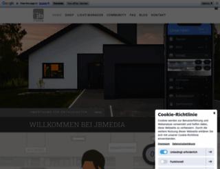 jbmedia.de screenshot