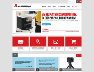 jbmultimedia.pl screenshot