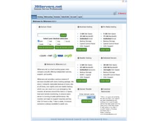 jbservers.net screenshot