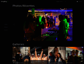 jbtv-galerie.ece.fr screenshot