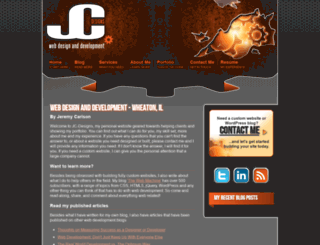 jc-designs.net screenshot