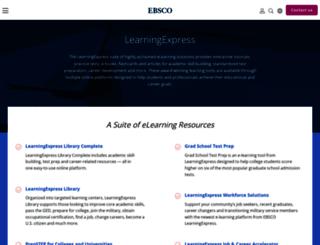 jca.learnatest.com screenshot