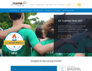 jcamp180.org screenshot