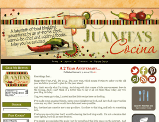 jcocina.com screenshot