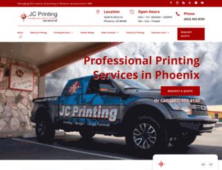 jcprinting.net screenshot