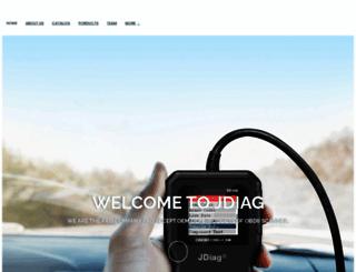 jdiag.com screenshot