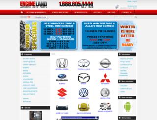 jdmengineland.com screenshot