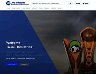 jdsindustries.com screenshot