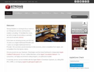 jdstrong.com screenshot