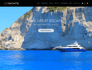 jdyachts.com screenshot