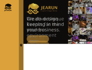 jearun.com screenshot