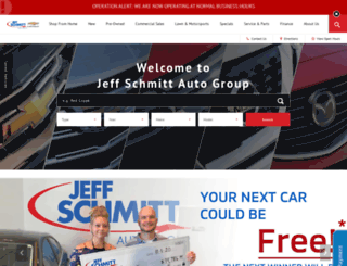 jeffdeals.com screenshot