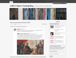 jeffro.wordpress.com screenshot