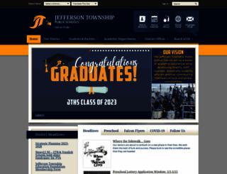 jefftwp.org screenshot