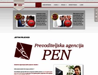 jeftini-prijevodi.com screenshot