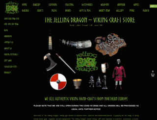 jelldragon.com screenshot
