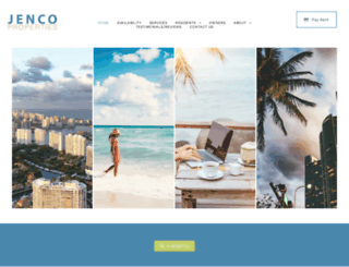 jencoproperties.com screenshot