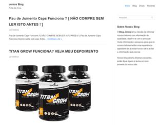 jenios.com.br screenshot
