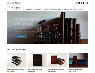 jennibick.myshopify.com screenshot