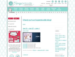jenny.sugardoodle.net screenshot