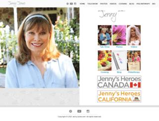 jennyjones.com screenshot