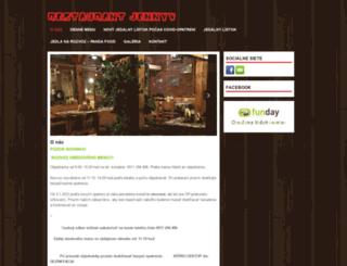 jennyv.sk screenshot