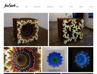 jenstark.com screenshot