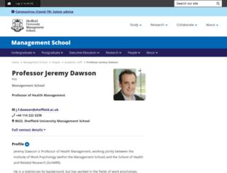 jeremydawson.co.uk screenshot