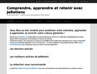 jeretiens.net screenshot