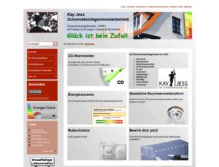 jero-energietechnik.de screenshot