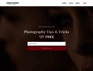jerryghionisblog.com screenshot