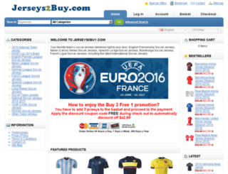 jerseys2buy.com screenshot