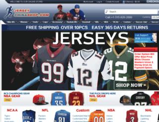 jerseyschinashop.org screenshot