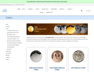 jerusalemmint.theisraelboutique.com screenshot