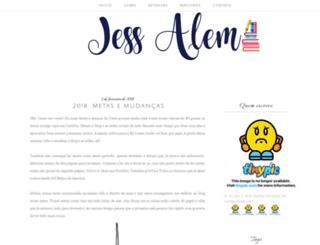 jessalem.blogspot.com.br screenshot