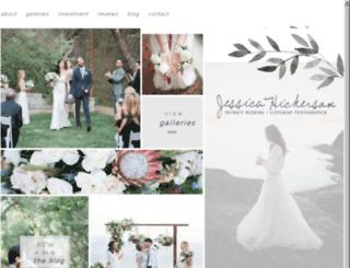 jessicamwood.com screenshot
