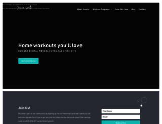 jessicasmithtv.com screenshot
