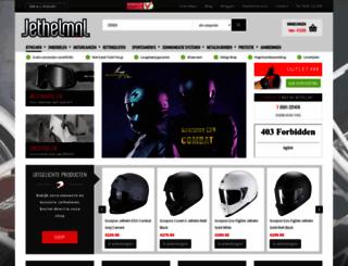 jethelm.nl screenshot