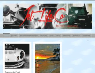 jetlife.co screenshot