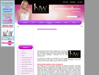 jetnetworking-basvuru.tr.gg screenshot