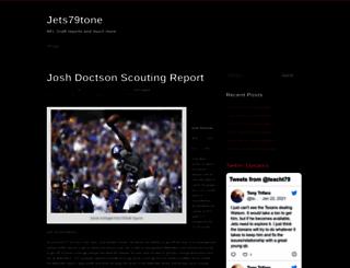 jets79tone.wordpress.com screenshot