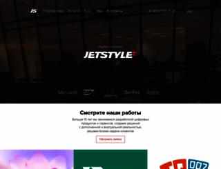 jetstyle.ru screenshot