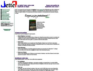 jette7.com screenshot