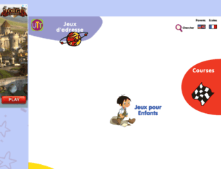 jeuxpourenfants.org screenshot