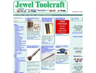 jewel-toolcraft.co.uk screenshot
