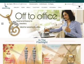 jewelmantra.com screenshot