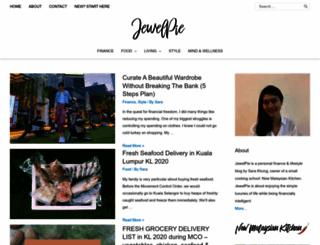 jewelpie.com screenshot