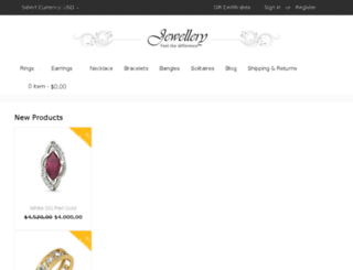 jewelry-demo.mybigcommerce.com screenshot