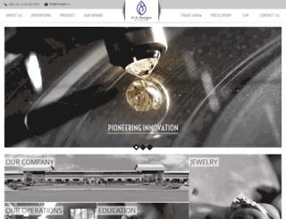 jewelrybyhk.com screenshot