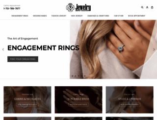 jewelrydepothouston.com screenshot